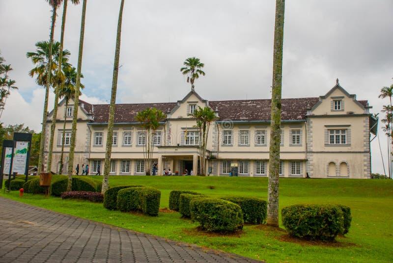 沙捞越状态博物馆 古晋 沙捞越 自治市镇 马来西亚 免版税库存照片