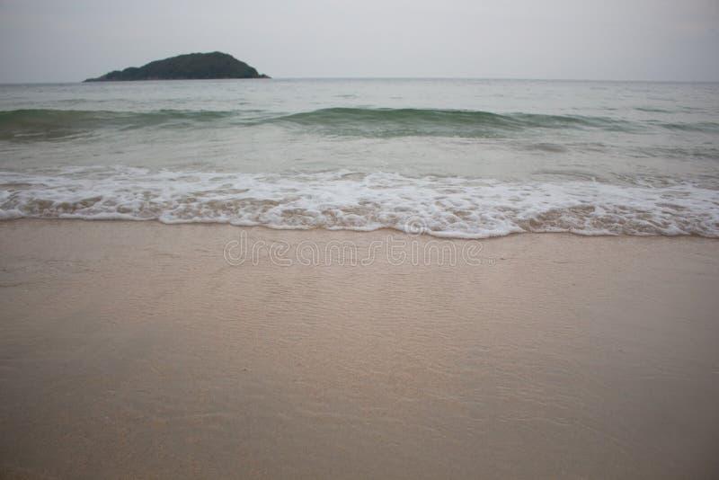 沙滩和海葡萄酒背景 ?? 库存图片