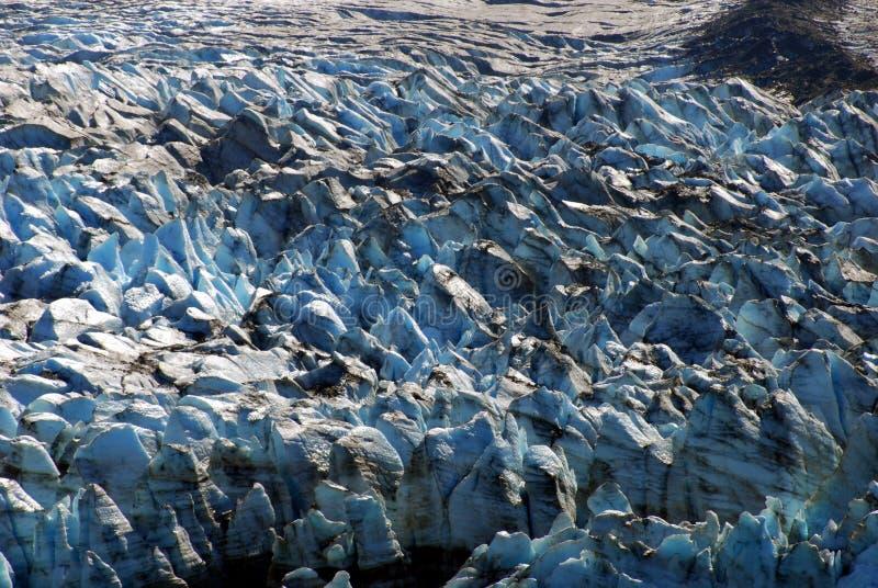 沙漠冰 库存照片