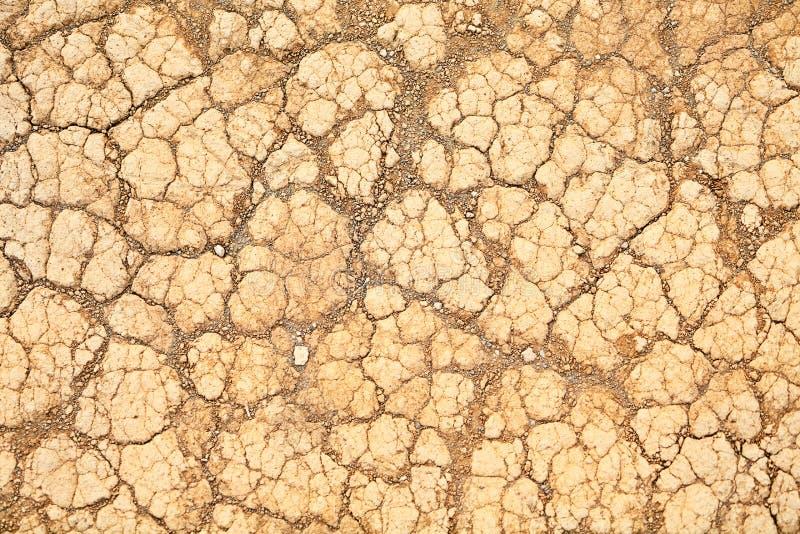 沙漠沙子纹理背景 免版税库存图片