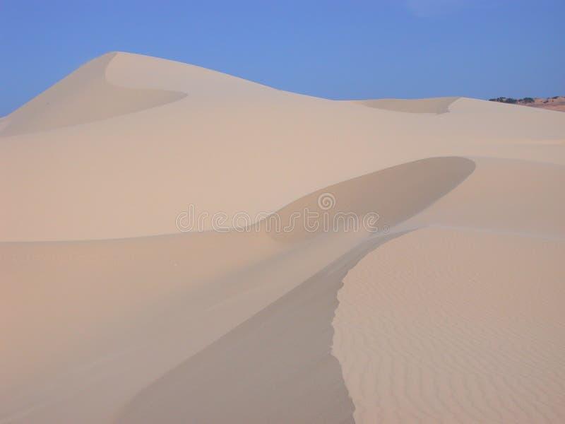 沙漠越南 免版税库存图片