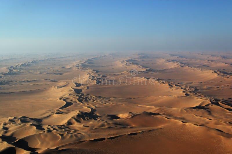 沙漠namib 库存图片