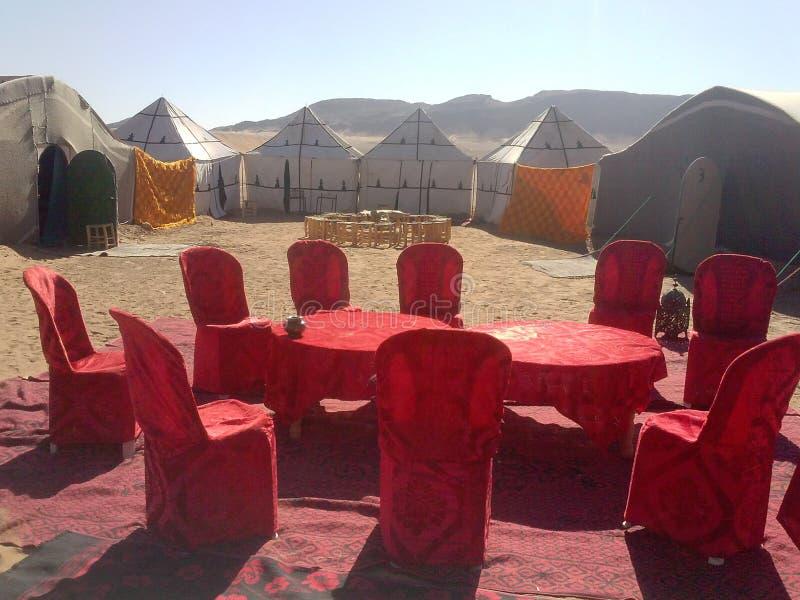 沙漠zagora摩洛哥 免版税库存图片