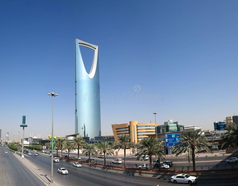 沙特阿拉伯利雅得市 免版税库存图片