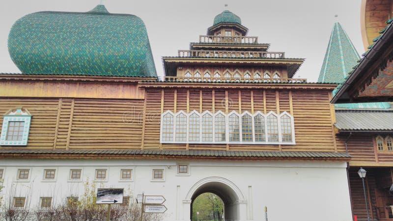 沙皇房子 免版税库存图片