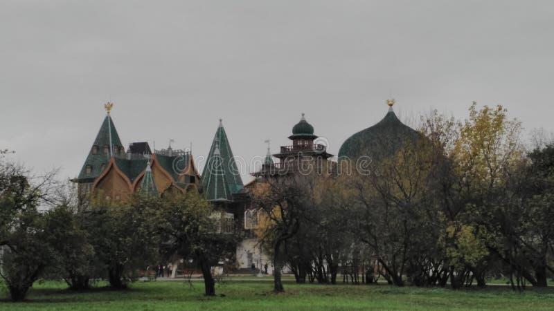 沙皇房子 库存图片
