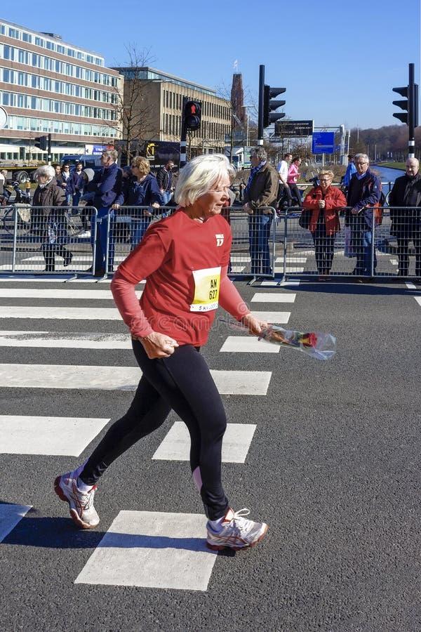 没有年龄参加马拉松比赛