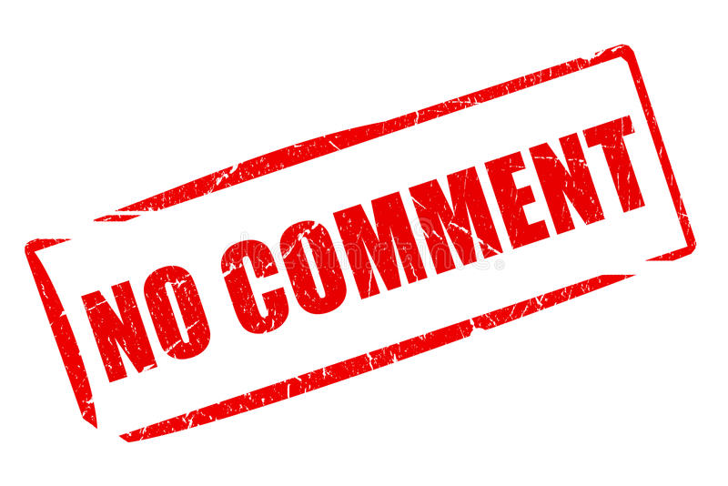 没有评论不加考虑表赞同的人 库存例证