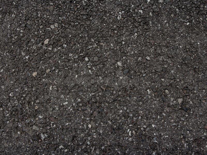 沥青沥青柏油碎石地面纹理或背景 库存照片