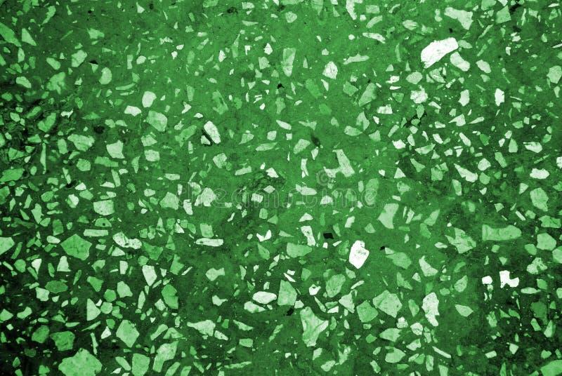 沥青绿色 免版税库存照片