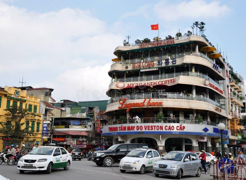 河内越南 库存图片