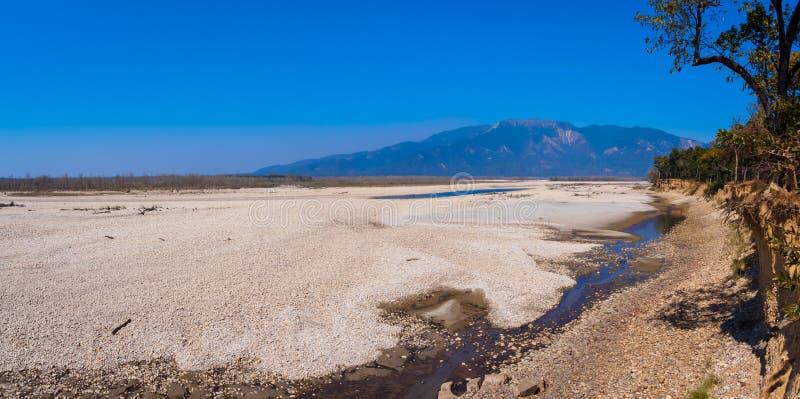河床 免版税图库摄影