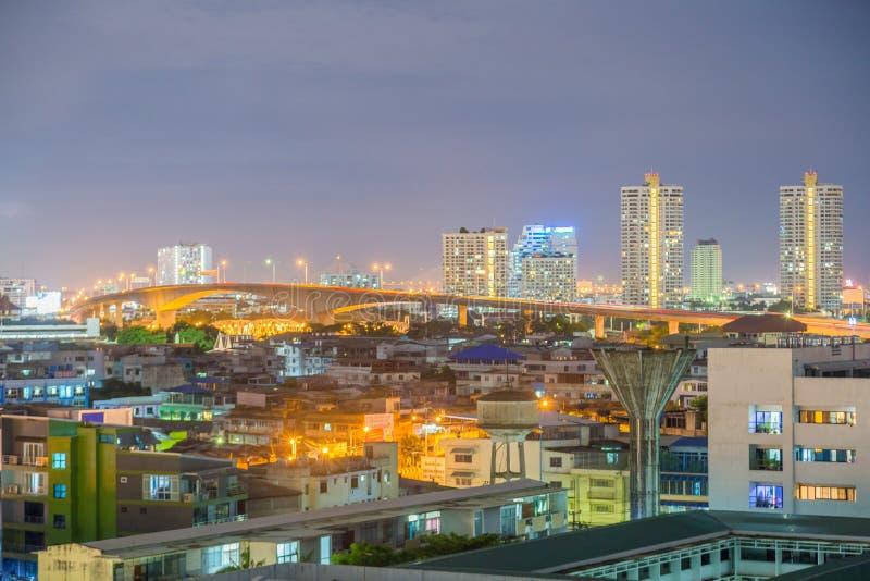 河桥梁Rama III 免版税图库摄影