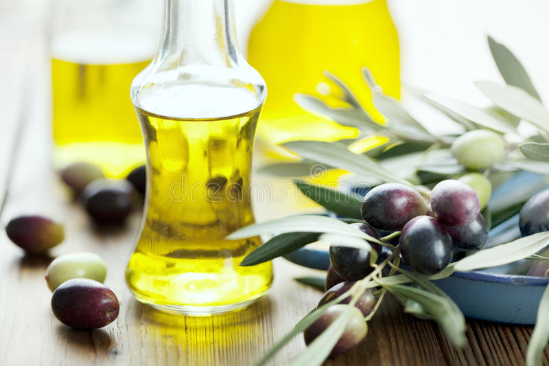 油橄榄 免版税库存照片