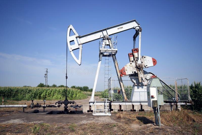 油泵 图库摄影