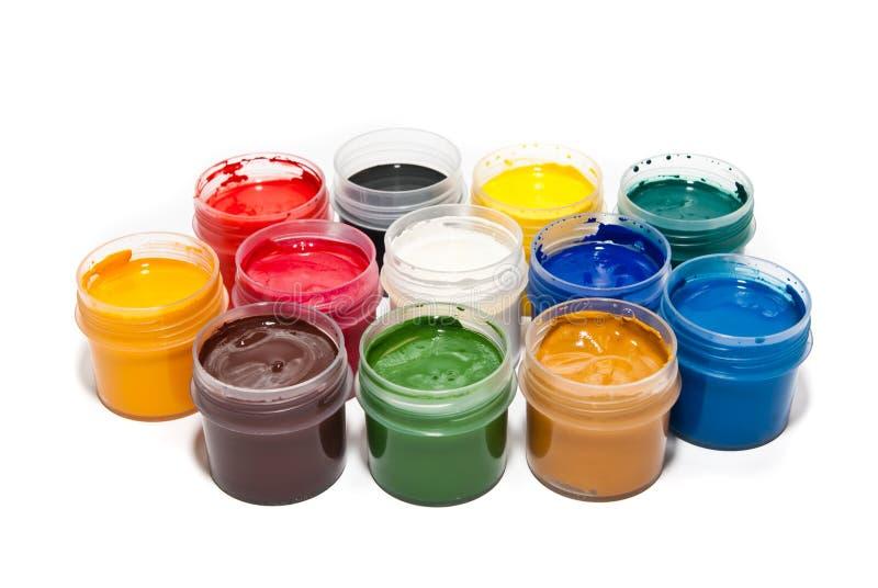 Download 油漆 库存图片. 图片 包括有 容器, 工艺, 树胶水彩画颜料, 瓶子, 调色板, 黄色, bothy, 对象 - 22356501