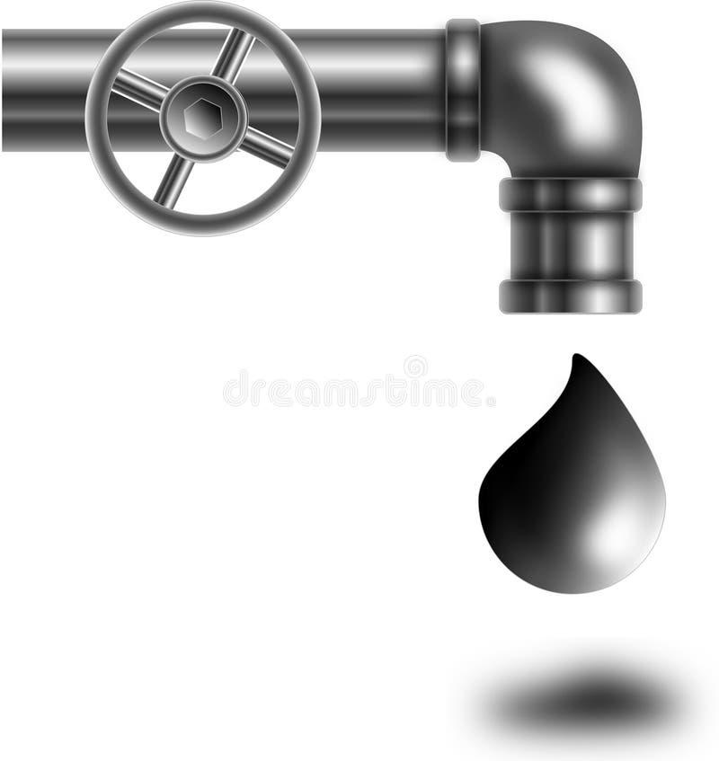 油管 向量例证