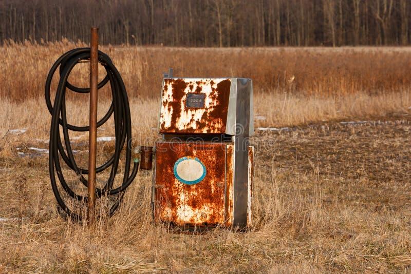 油遗产 库存照片