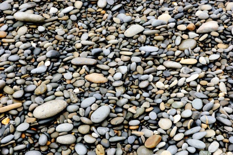 沿海岩石 免版税库存图片