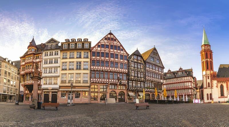 法兰克福德国 免版税图库摄影