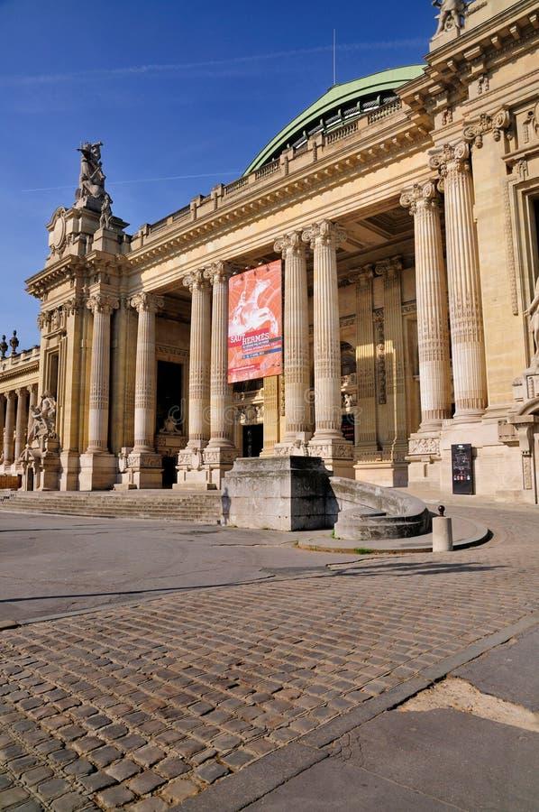 法国全部le palais巴黎 库存照片