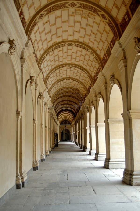 法国利昂宫殿皮埃尔圣徒 库存照片