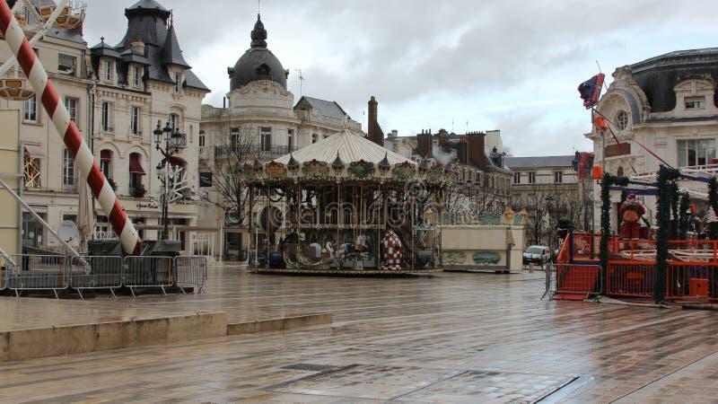法国奥尔良 免版税库存图片