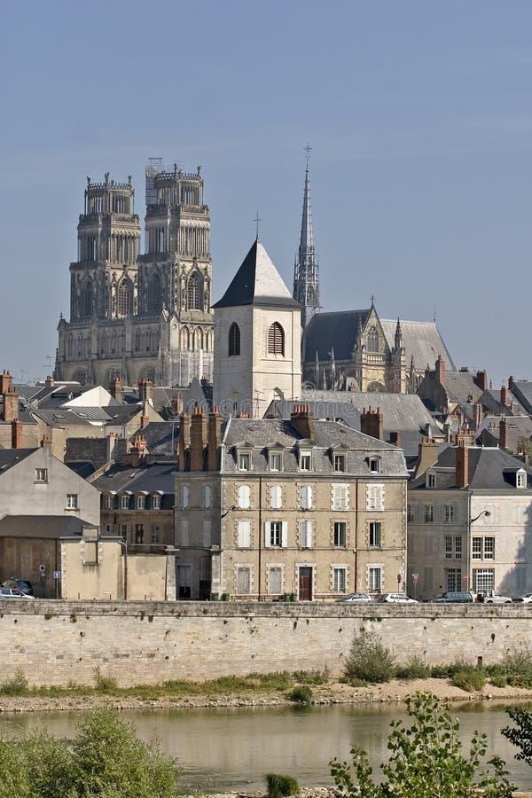 法国奥尔良 免版税图库摄影