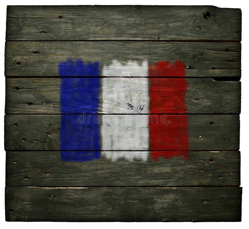 法国标志 免版税图库摄影