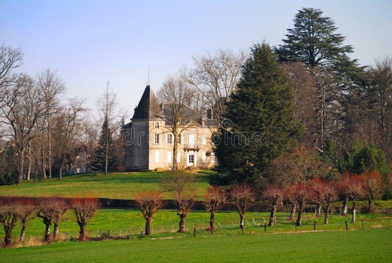 法国横向 免版税图库摄影