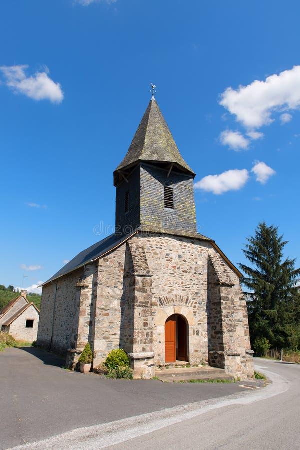 法国苏尔杜教堂 库存图片