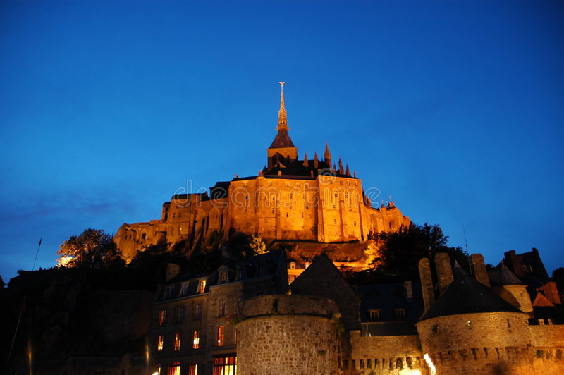 法国诺曼底 免版税库存照片