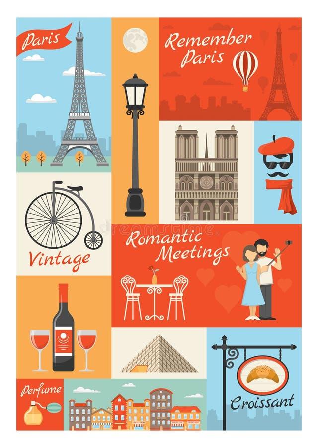 Download 法国巴黎葡萄酒被设置的样式象 向量例证. 插画 包括有 象征, 月亮, 欧洲, 概念, 文化, 操作, 资本 - 72355974