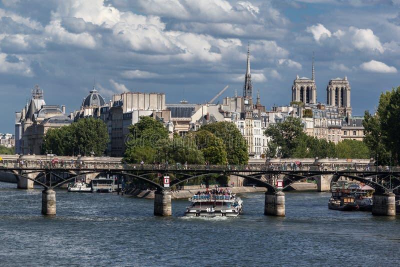 巴黎法国 图库摄影