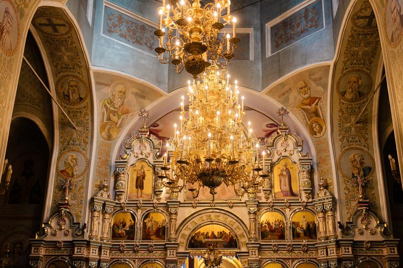 法坛教会卢布尔雅那被采取的斯洛文尼亚 免版税库存图片