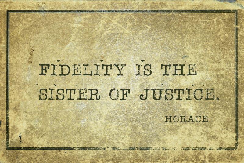 法官贺拉斯的姐妹 免版税库存照片