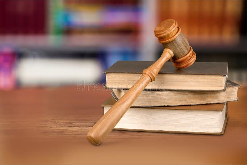 法律研究 免版税库存照片