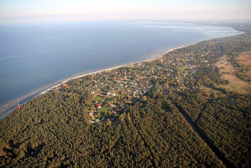 波儿地克的海湾 库存图片