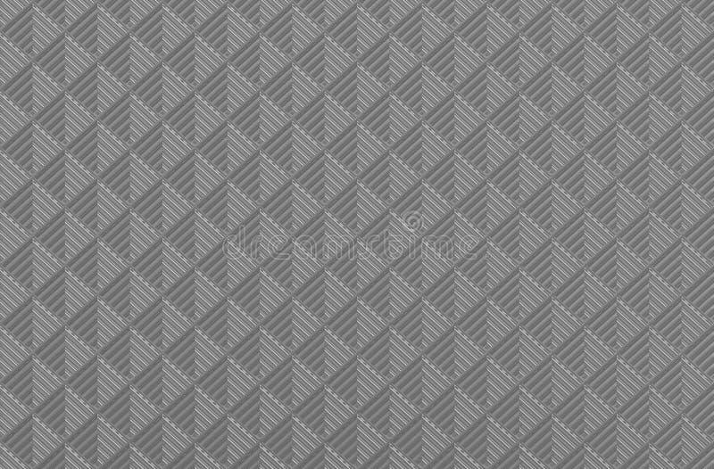 黑波兰方形的纹理 免版税图库摄影