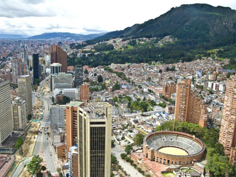 波哥大哥伦比亚 库存照片