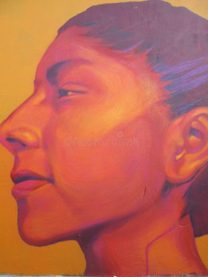波哥大街艺术,哥伦比亚 库存图片