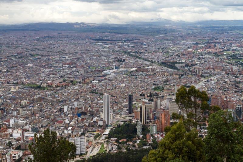 波哥大,哥伦比亚 免版税库存照片
