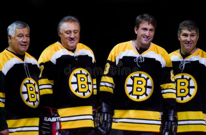 波士顿熊传奇 免版税库存照片