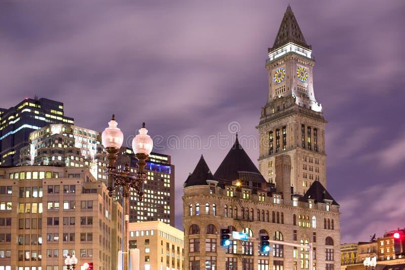 波士顿马萨诸塞 库存照片
