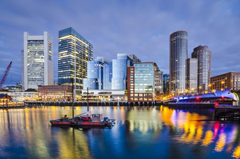 波士顿马萨诸塞 免版税库存照片