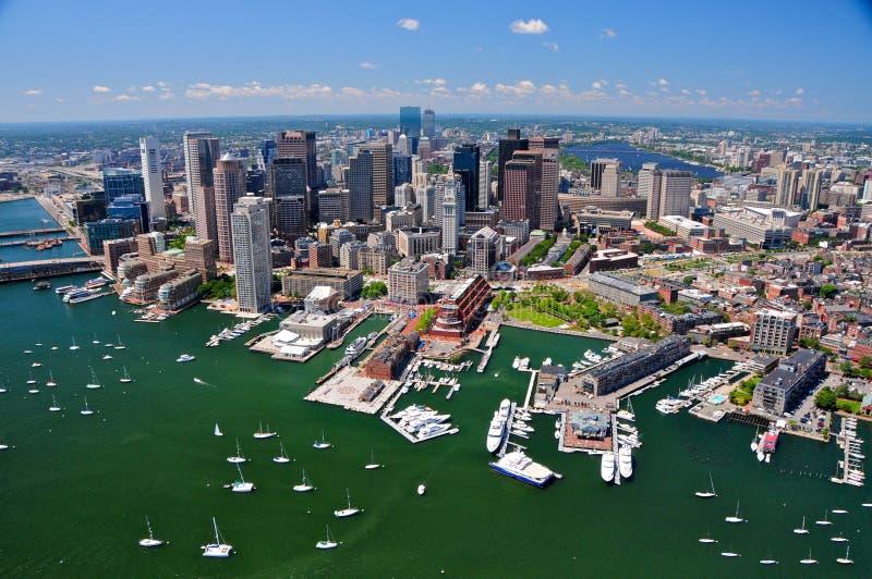 波士顿 免版税库存照片