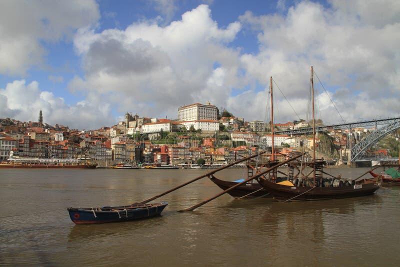 波尔图,葡萄牙 免版税库存图片