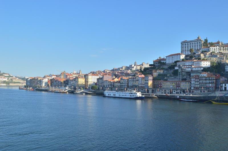 波尔图市,葡萄牙,欧洲 免版税图库摄影