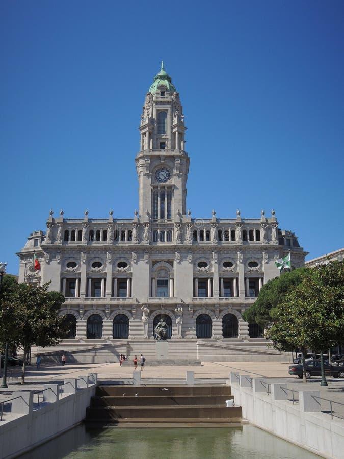 波尔图市,葡萄牙,欧洲 免版税库存图片