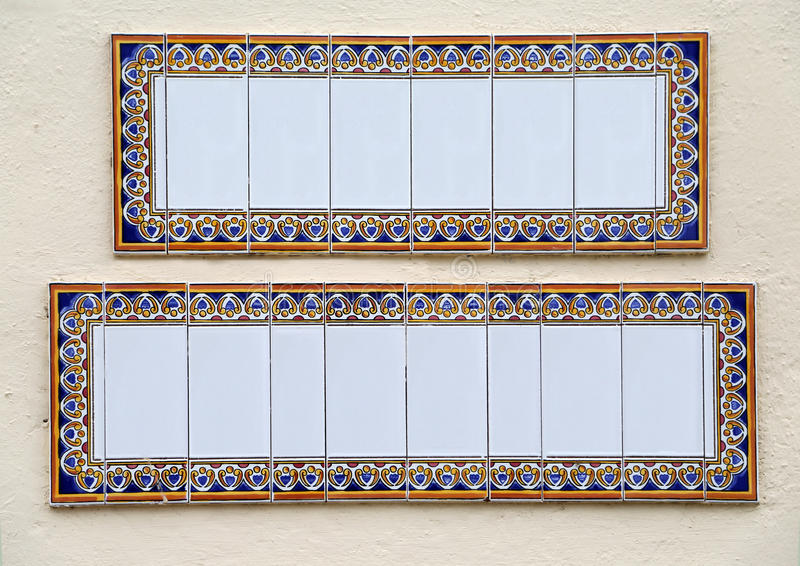 从波尔图,葡萄牙的传统瓦片 图库摄影
